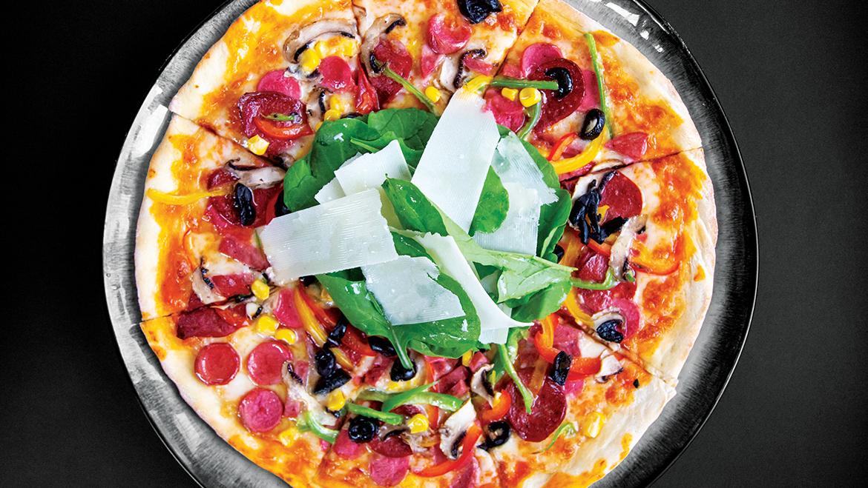 Pizza Alaturca